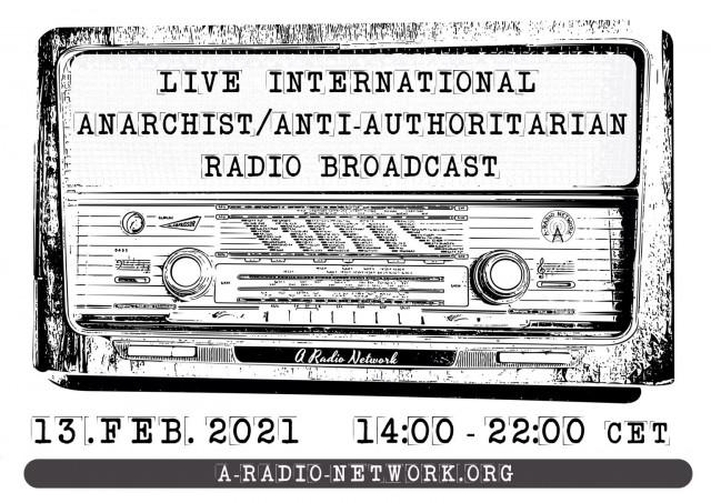 Live εκπομπή διεθνούς δικτύου Α/Α ραδιοφώνων 2021